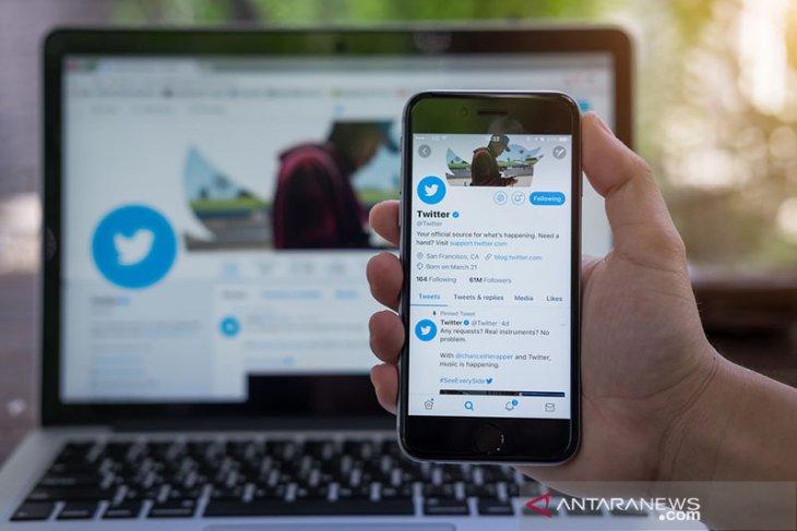 Twitter sepakat hapus konten terlarang di negara Rusia