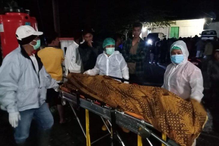 Tiga pekerja proyek drainase di Karo tewas tertimbun longsor