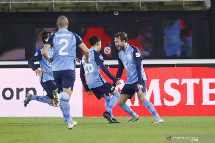 Tren positif AZ Alkmaar yang tak pernah kalah terhenti di tangan FC Utrecht