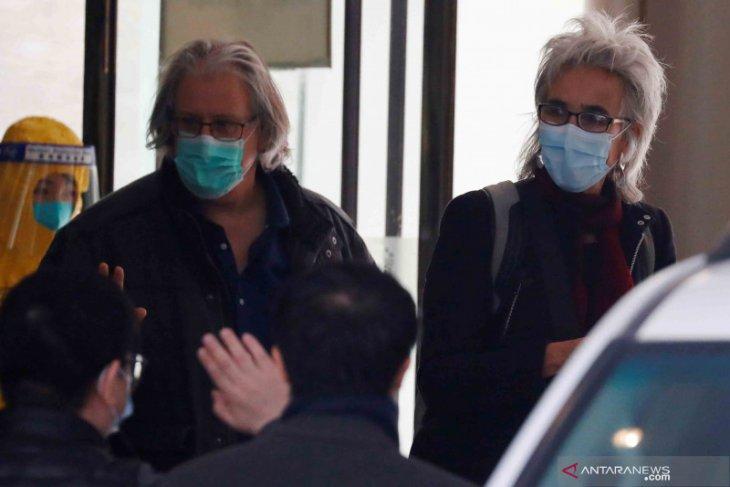 Tim WHO yang selidiki asal-usul pandemi temui ilmuwan China