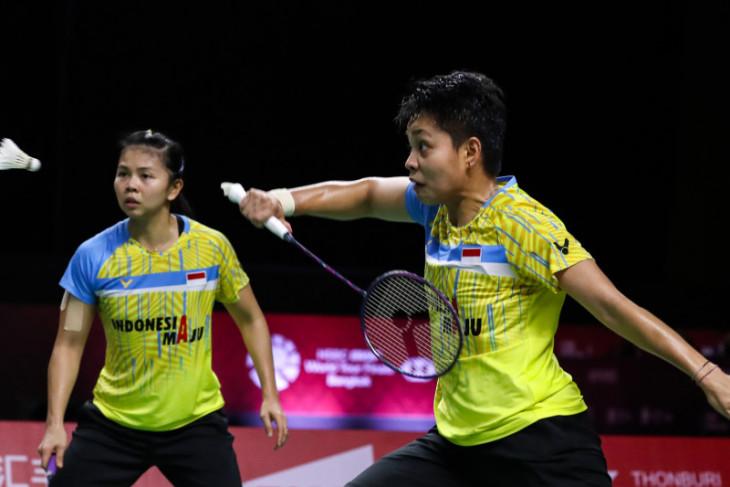 Greysia/Apriyani  tak miliki target khusus di BWF World Tour Finals