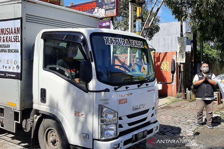 ACT Purwokerto kirim bantuan bagi korban banjir di Kalsel