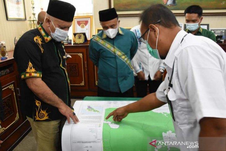 BPKH Aceh: Penataan batas hutan Aceh Tengah terealisasi 1.262 kilometer