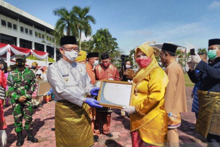 Gapki terima penghargaan dari Gubernur Kalbar