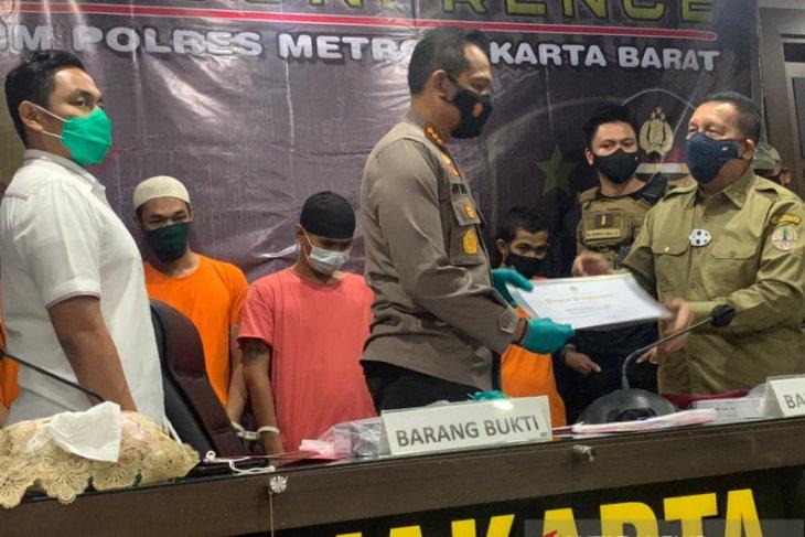 Staf ahli Kementerian LHK jadi korban jambret