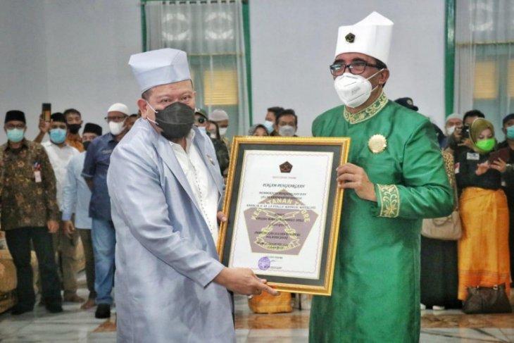 Ketua DPD RI harapkan kejayaan Kesultanan Tidore tidak dilupakan