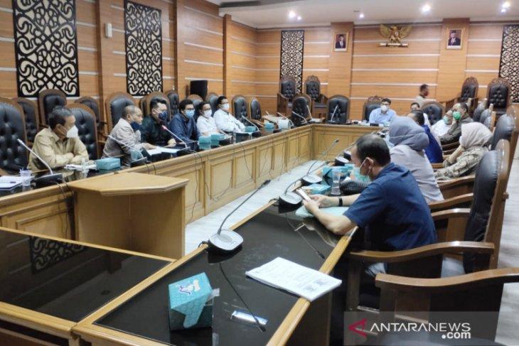 DPRD Bogor sesalkan banyak pembangunan infrastruktur tak selesai pada tahun 2020