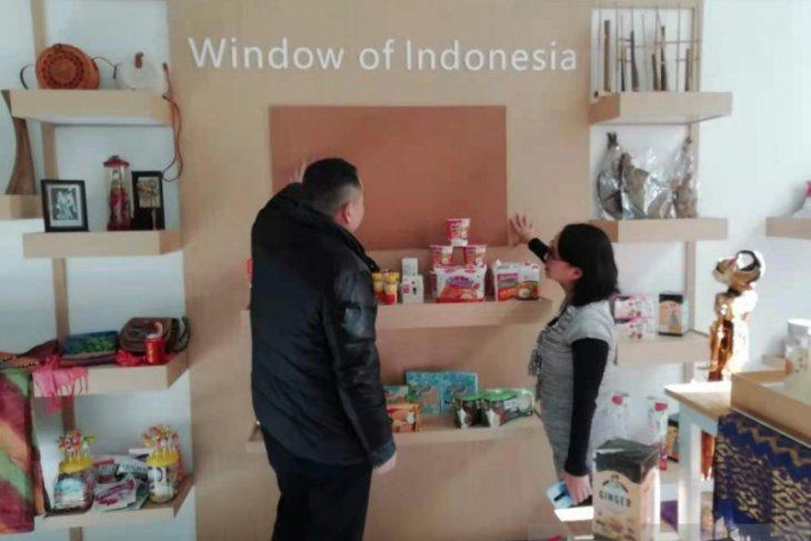 Naik, peringkat eksportir Indonesia ke China