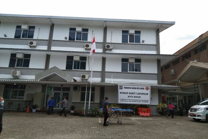 Melongok RSL COVID-19 Kota Bogor