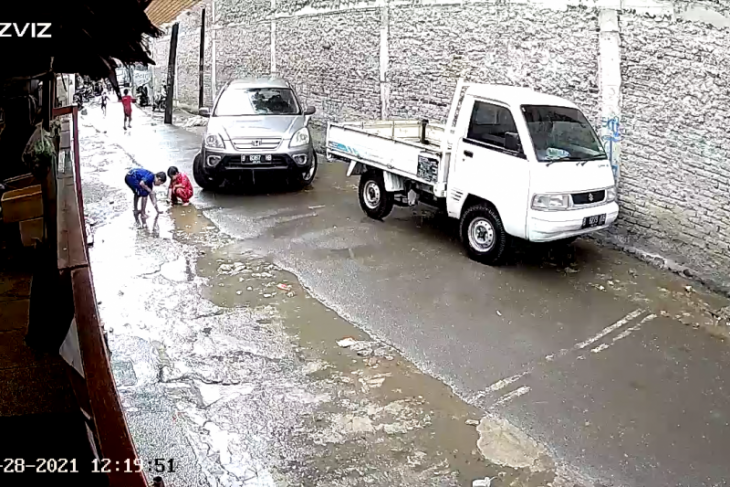 Polisi tetapkan pengemudi tabrak anak di Kembangan sebagai tersangka