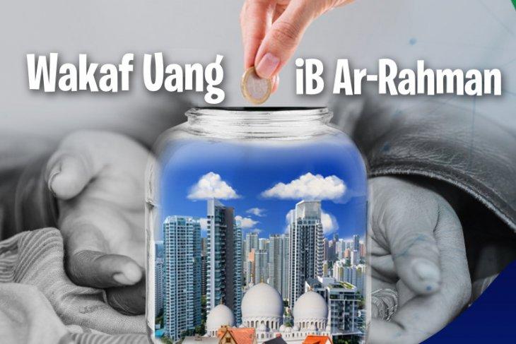 Bank Kalsel luncurkan wakaf uang iB Ar - Rahma