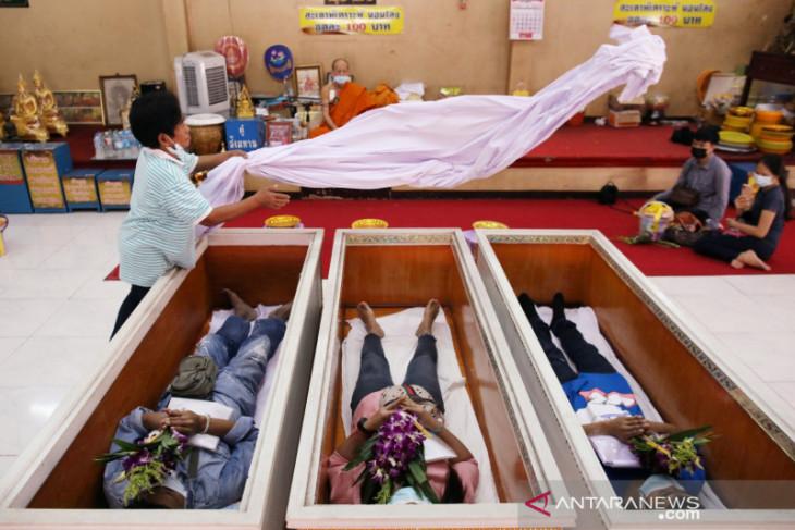 Thailand laporkan rekor harian kematian akibat infeksi virus corona