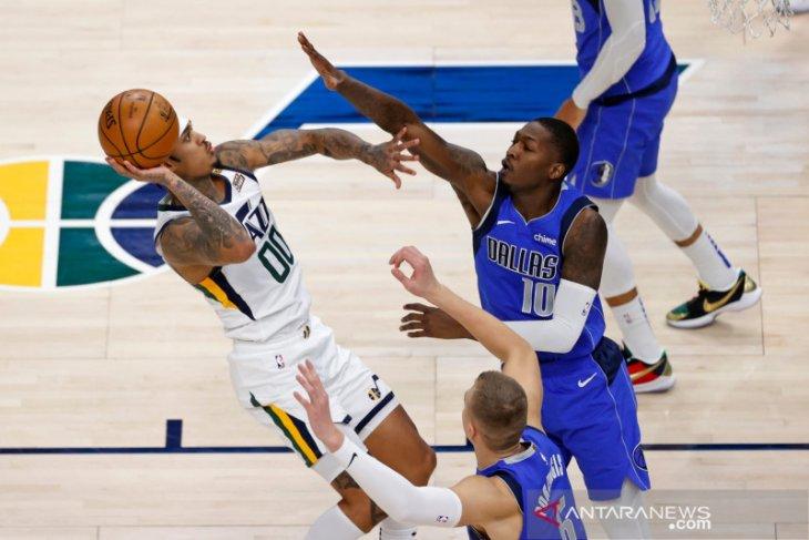 Jazz kalahkan Hawks untuk raih kemenangan
