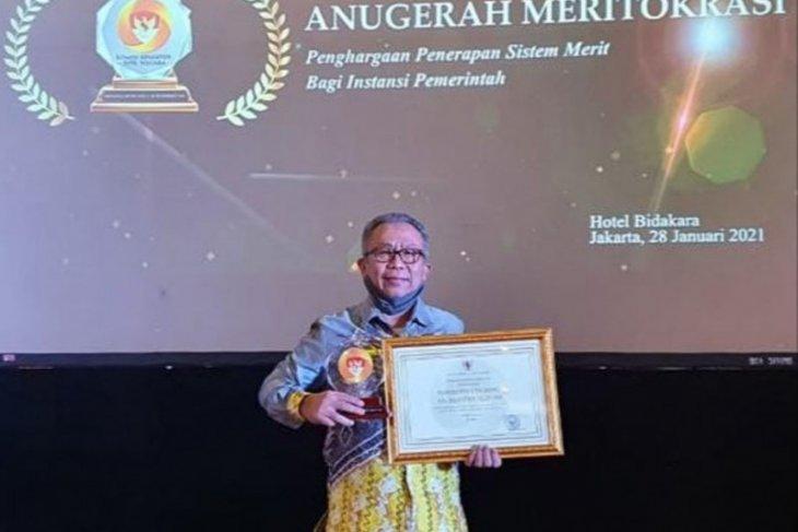 Anugerah Komisi ASN bukti nyata komitmen PPK
