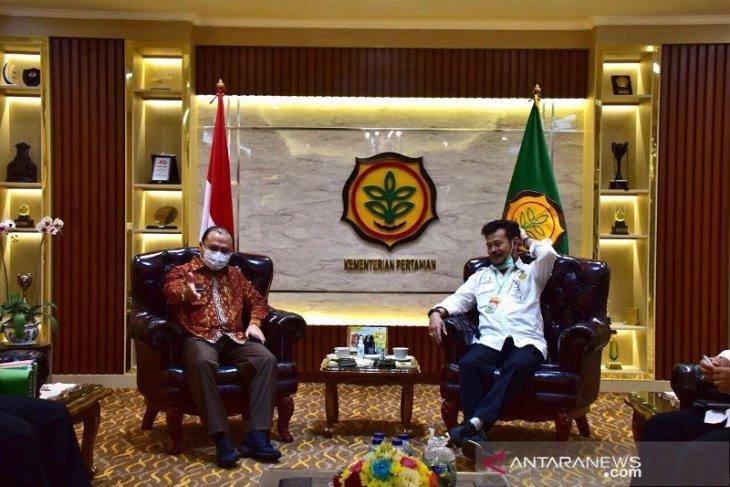 Menteri Pertanian restui Bangka Belitung bangun politeknik pertanian