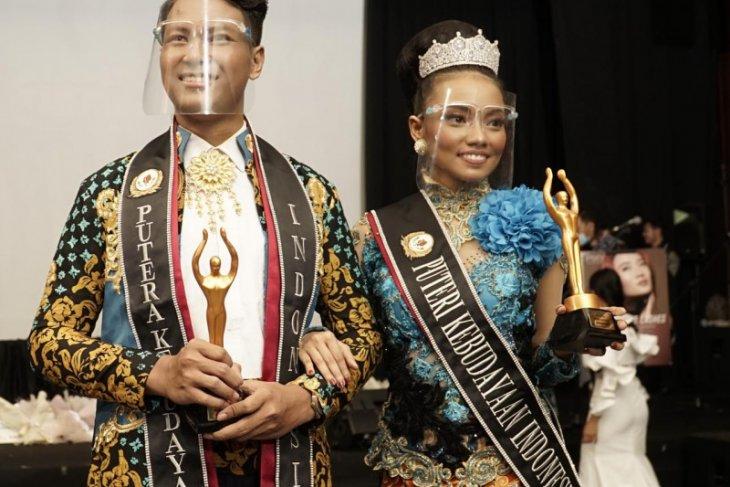 Mahasiswa Universitas Brawijaya sabet gelar Puteri Kebudayaan 2020