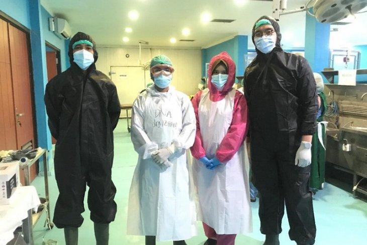 Tim Forensik UI bantu identifikasi korban jatuhnya Sriwijaya Air