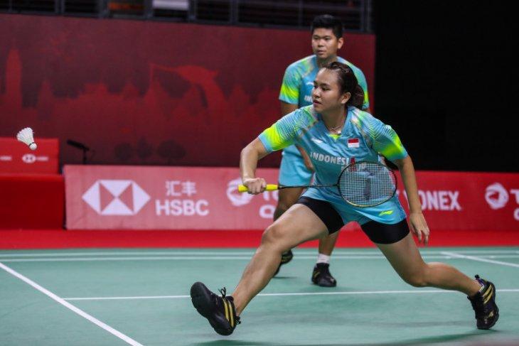Praveen/Melati akui main buruk di penyisihan terakhir BWF Finals