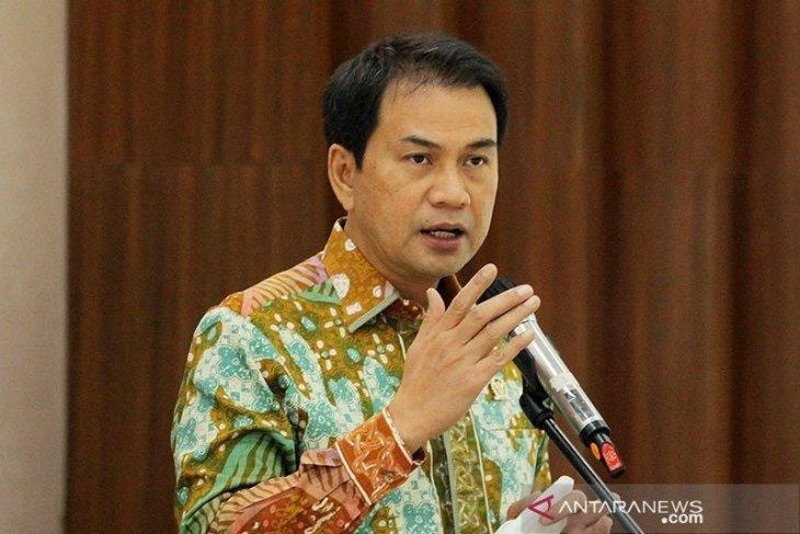 DPR tetapkan pergantian pimpinan Komisi II
