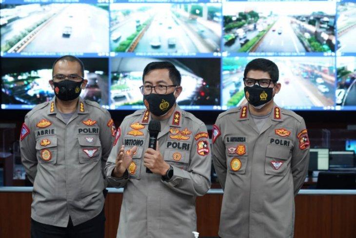 Polresta Jambi dipastikan masuk jajaran pertama terapkan tilang elektronik