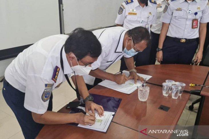 Bandara APT Pranoto - BNNK Samarinda jalin kerjasama cegah Narkoba