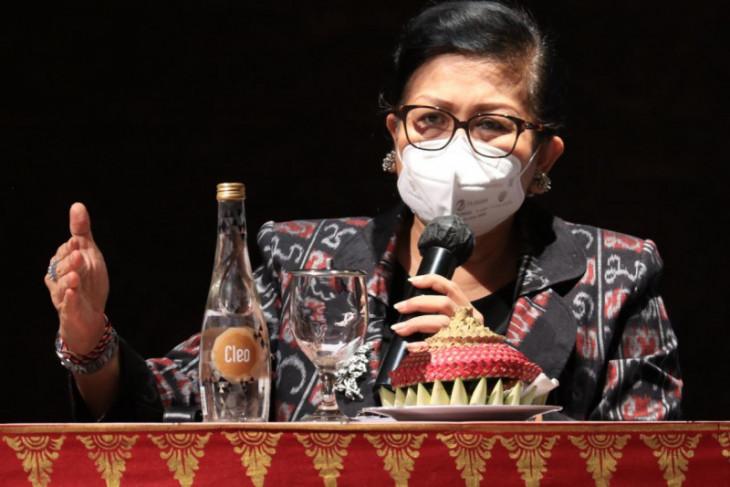 Jelang Pameran IKM Bali Bangkit 1 Feb-31 Maret, Putri Koster minta perajin tonjolkan produk asli Bali