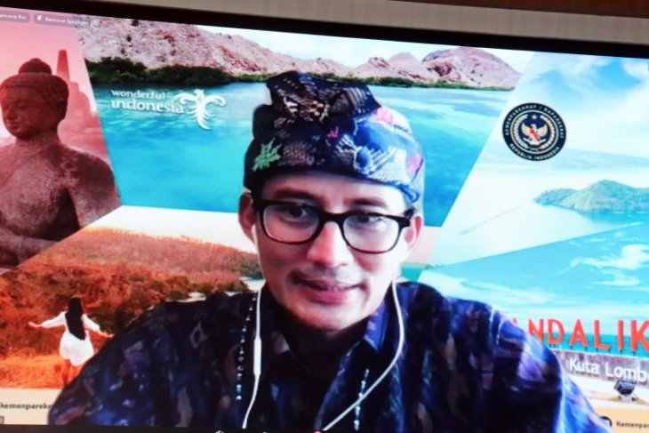 Sandiaga Uno kagumi keindahan dan kekayaan pariwisata Maluku
