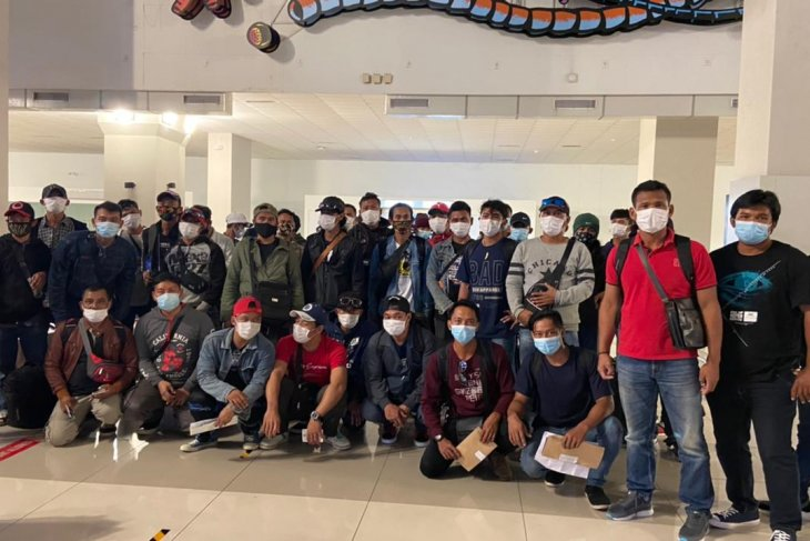 158 Indonesian migrant workers  repatriated from Pacific countries