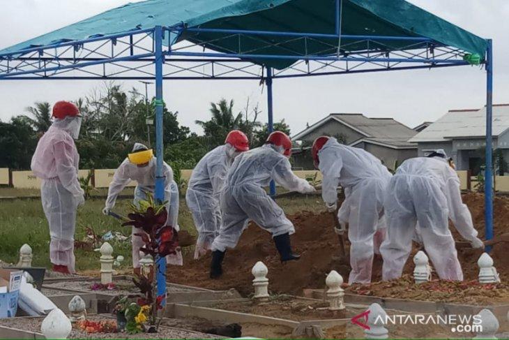 Seorang pasien COVID-19 di Bangka meninggal dunia