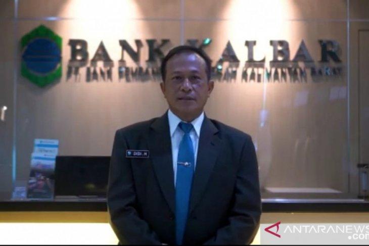 Bank Kalbar komitmen dukung kemajuan dan inovasi Pemprov