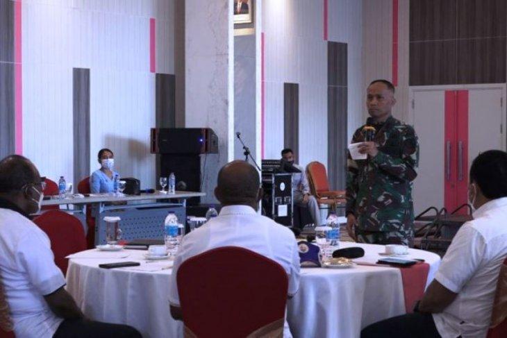 PB PON Papua meminta TNI-Polri jamin keamanan PON XX 2021