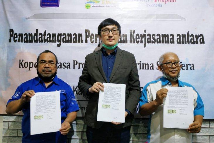 Koperasi Cipta Prima Sejahtera kerja sama dengan PT MKI dukung petani sawit