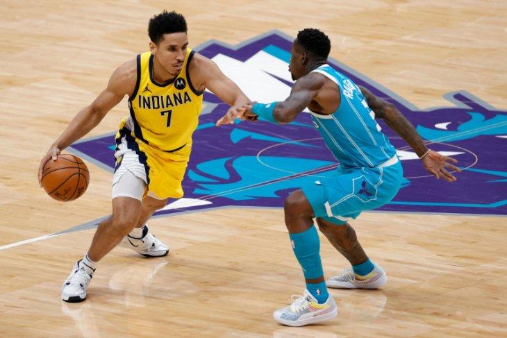 Pacers lumpuhkan Mavericks 109-94, Malcolm  cetak 22 poin