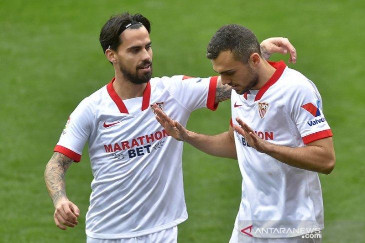 Sevilla naik posisi ketiga selepas bekuk Eibar