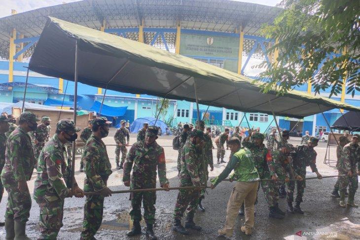 Pemkab HST lakukakan beberapa persiapan sambut kedatangan Jokowi