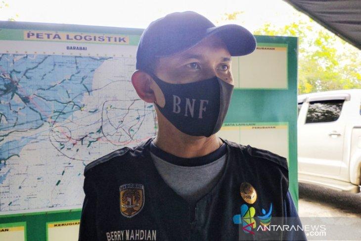 Wabup Berry:  Jokowi harus melihat secara utuh dampak banjir di HST