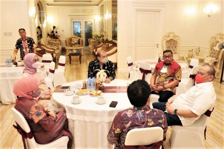 Ketua DPD RI dukung Pulau Banda jadi lokomotif dan ikon pariwisata Maluku