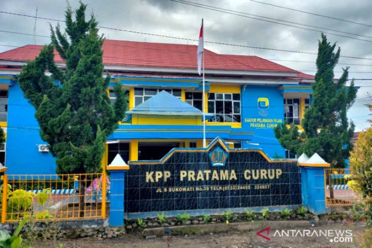 Penerimaan KPP Pratama Curup masuk 10 besar