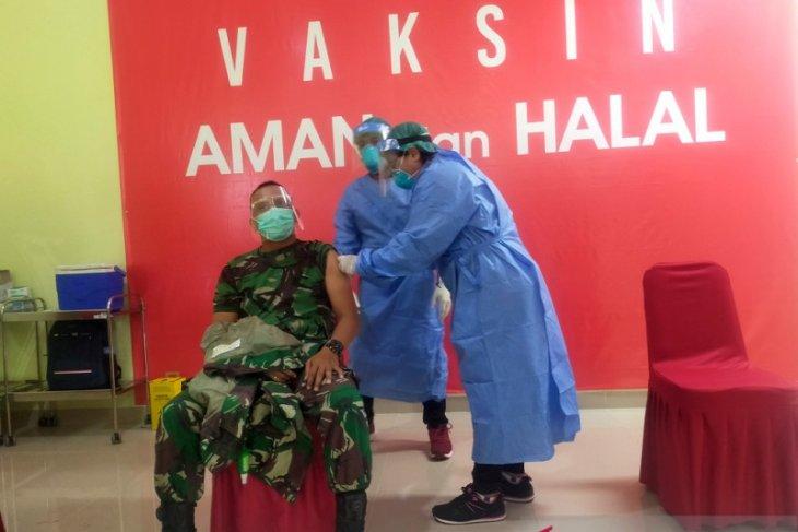 Kodim Jembrana ikut amankan vaksin Covid-19
