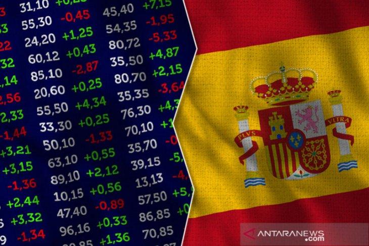 Saham Spanyol ditutup di zona merah dengan indeks IBEX jatuh 0,48 persen