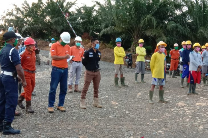 Atensi DPRD, marak karyawan sawit terpapar COVID-19