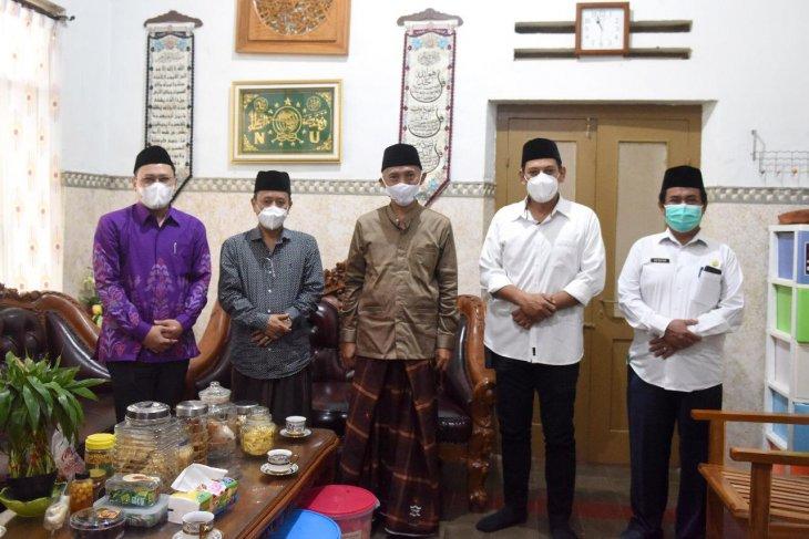 Wali Kota Kediri harapkan NU jadi spirit jaga kerukunan