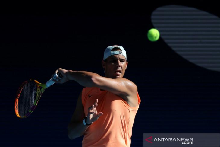 Nadal alami sakit punggung jelang ATP