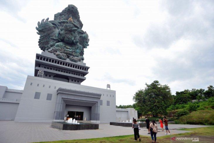 1 Februari, GWK Cultural Park Bali tutup kembali