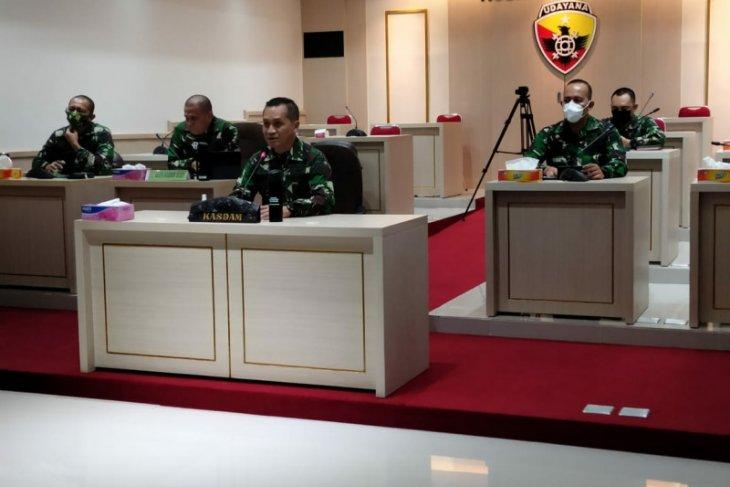 Kodam Udayana adakan operasi penanganan COVID-19 hingga 8 Februari