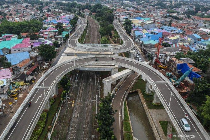Warga Jakarta sambut baik uji coba 'fly over' Tanjung Barat