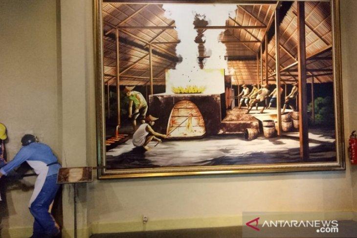 Museum Timah Indonesia Muntok bakalan ada spot foto tiga dimensi