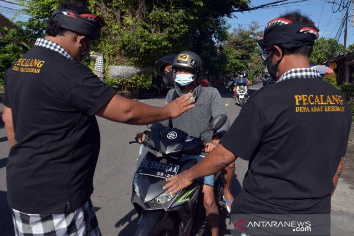 MDA Denpasar cegah penularan COVID-19 dari klaster upacara adat