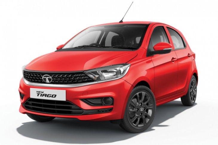 Tata Motors luncurkan Tata Tiago edisi terbatas Rp111 jutaan