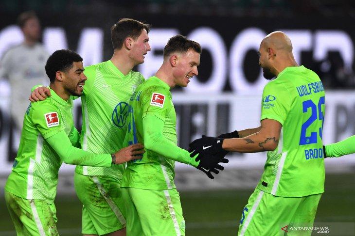 Wolfsburg menyusup ke posisi ketiga setelah pecundangi Freiburg
